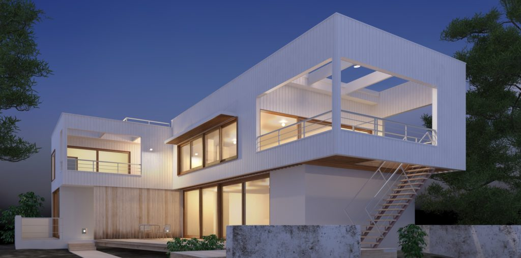 Modern Modular Homes Go Modular Sip Homes