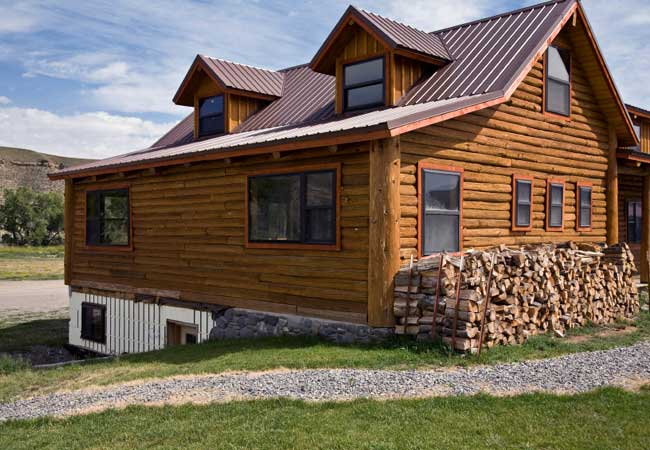 Log Modular Homes Go Modular Sip Homes