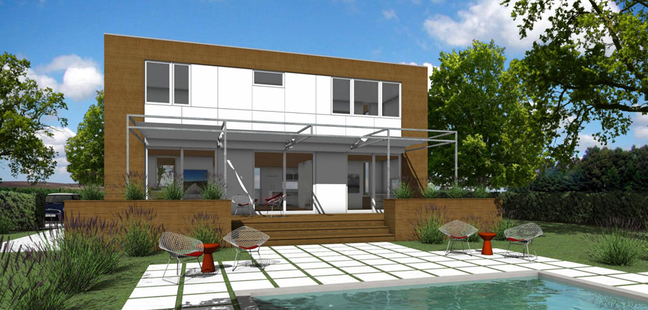 Modern Modular Homes - Go Modular SIP Homes